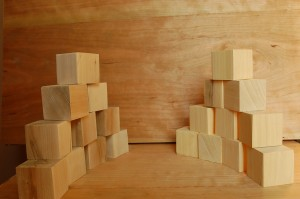 Eco-friendly Wooden Blocks