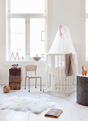 Non-Toxic Nursery Decor